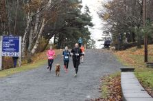 Movember Run Halifax Dave Gallant '16